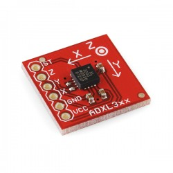 Dual Axis Accelerometer Breakout Board - ADXL203CE +/-1.7g