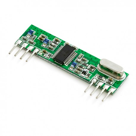 RF Link 4800bps Receiver - 434MHz