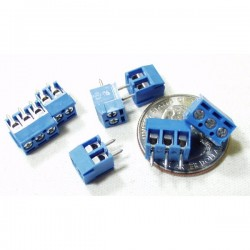 Screw Terminals 3.5mm Pitch 2-Pin