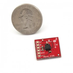 Triple Axis Accelerometer Breakout - ADXL335