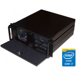 PC industrial 19inch Intel I7